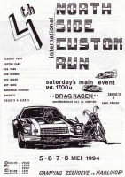 1994 4th North Side Custom Run
